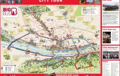 Oslo Tourist Map Printable