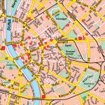 Budapest Street Map   Budapest Hungary • Mappery For Budapest Street Map Printable
