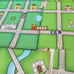 Build A City Map – Printable Geography Set – Teach Beside Me Within Printable Town Maps