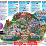 California Adventure Map Pdf   Klipy   California Adventure Map Pdf With Regard To Printable California Adventure Map