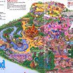 California Disneyland Map @ Dlandmap Make A Gallery Disneyland Park For Printable Disneyland Park Map