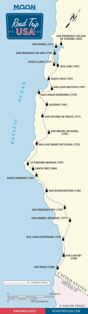 California Missions Map Printable New San Jose Map Maps San Jose with regard to California Missions Map Printable