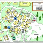 California School For The Deaf   California Institute Of The Arts With Printable Maps For School