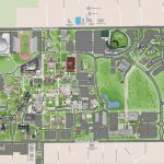 Campus Map | Wichita State University Online Visitor Guide Regarding Printable Street Map Of Wichita Ks