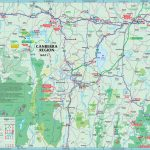 Canberra Maps | Australia | Maps Of Canberra (Capital City Of Australia) Intended For Printable Map Of Canberra