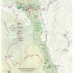 Capitol Reef Maps | Npmaps   Just Free Maps, Period. Regarding Printable Map Of Utah National Parks