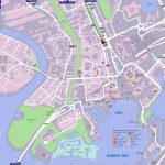 Cardiff Bay Map with Printable Map Of Cardiff