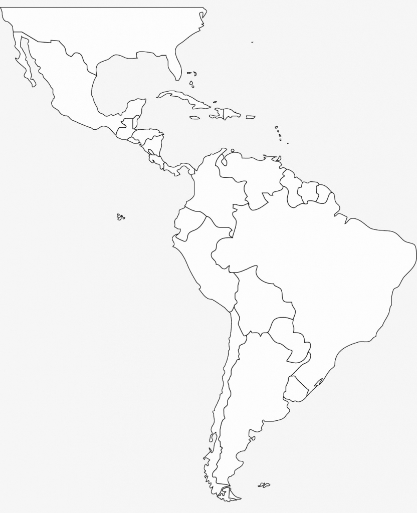 Central America Map Quiz Unique North And South America Blank Map with Central America Map Quiz Printable