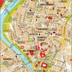 Central Seville Tourist Map   Seville • Mappery   Seville Tourist Throughout Printable Tourist Map Of Seville