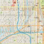 Chicago City Map In Chicago City Map Printable