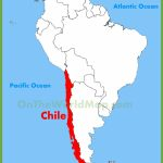 Chile Maps | Maps Of Chile Pertaining To Printable Map Of Chile