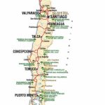 Chile Maps | Maps Of Chile With Printable Map Of Chile