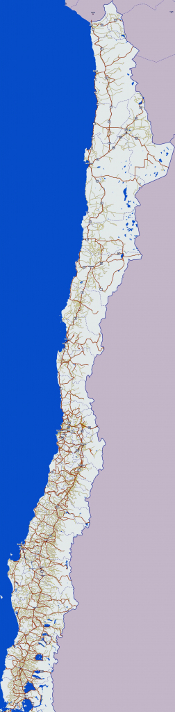Chile Maps | Printable Maps Of Chile For Download within Printable Map Of Chile
