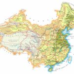 China Maps | Printable Maps Of China For Download Intended For Printable Map Of China