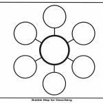 Circle Map Template | Ageorgio Intended For Bubble Map Printable