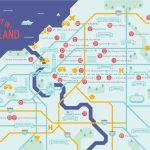 City Of Cleveland Economic Development   Maker Map Inside Printable Map Maker