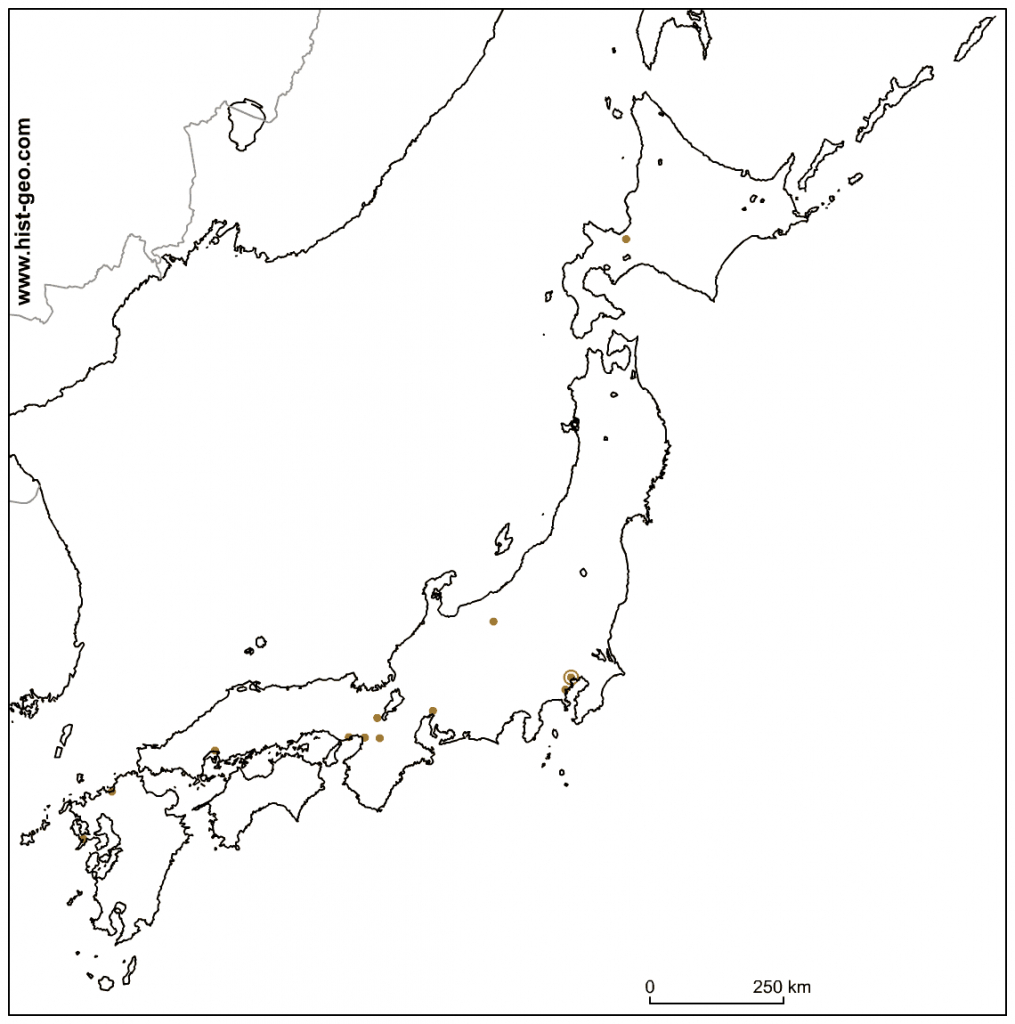 Collection Of Blank Maps Of Japan for Free Printable Map Of Japan