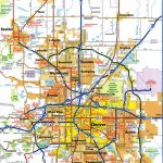 Colorado Road Map Free And Travel Information | Download Free Throughout Printable Road Map Of Colorado