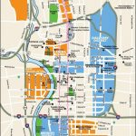 Columbus Street Map   Street Map Of Columbus Ohio (Ohio   Usa) Regarding Printable Map Of Columbus Ohio