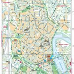 Cordoba Street Map Inside Printable Street Map Of Granada Spain