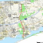 County Route 46 (Suffolk County, New York)   Wikipedia With Regard To Printable Map Of Suffolk County Ny