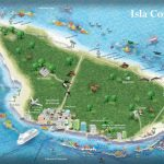 Cozumel Tourist Map Regarding Printable Map Of Cozumel Mexico