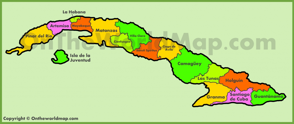 Cuba Maps | Maps Of Cuba with regard to Printable Map Of Cuba