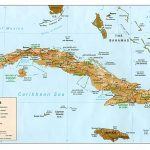 Cuba Maps – Perry-Castañeda Map Collection – Ut Library Online in Printable Outline Map Of Cuba