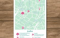 How To Create A Printable Map For A Wedding Invitation