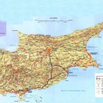 Cyprus Maps | Printable Maps Of Cyprus For Download Inside Printable Map Of Cyprus