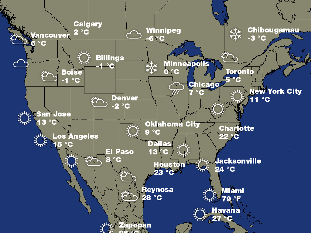 Daily Forecast Flyer | Weather Underground with Printable Weather Map