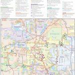 Denver Metro Area Hotel Map Inside Printable Map Of Denver