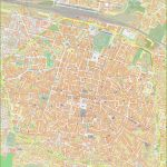 Detailed Tourist Maps Of Bologna   Italy   Free Printable Maps Of Within Bologna Tourist Map Printable