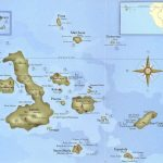 Discover Galapagos   Galapagos Islands Map Pertaining To Printable Map Of Galapagos Islands