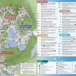 Disney Park Guide Maps Get A Makeover   New Design Aligns With Throughout Printable Maps Of Disney World Theme Parks