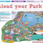 Disney World Maps   Youtube Inside Printable Disney Park Maps