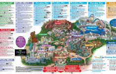Printable Disneyland Map
