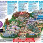 Disneyland Inside Out | Disneyland Park Information | Maps Within Printable Disneyland Park Map
