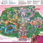 Disneyland Map Map With Zone Printable Map Of Disneyland California Throughout Printable Disneyland Map