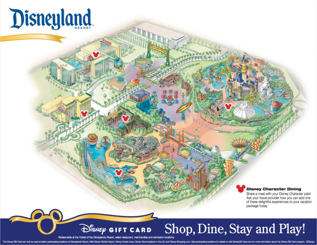 Disneyland Park California Map Printable Maps Download Wallpaper with regard to Printable Disneyland Park Map