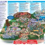 Disneyland Park Map In California, Map Of Disneyland   California In Printable Disneyland Park Map