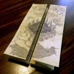 Diy Harry Potter Marauders Map Tutorial And Printable From Intended For Free Printable Marauders Map
