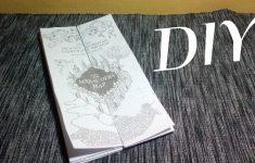 Harry Potter Marauders Map Printable