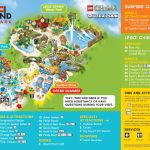 Do You Have A Map Of The Water Park? – Legoland® California Theme For Legoland Printable Map