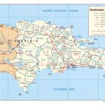 Dominican Republic Maps | Printable Maps Of Dominican Republic For For Printable Map Of Dominican Republic