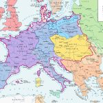 Download Free Printable Map Of Europe | All World Maps For Printable Map Of