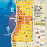 Downtown Cozumel Map   Cozumel In 2019   Cozumel Cruise, Cozumel Pertaining To Printable Street Map Of Cozumel