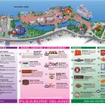 Downtown Disney Map For Downtown Disney, Orlando For Disney Springs Map Printable