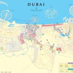 Dubai City Map In Printable Map Of Dubai