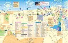 Dubai Maps – Top Tourist Attractions – Free, Printable City Street Map pertaining to Dubai Tourist Map Printable